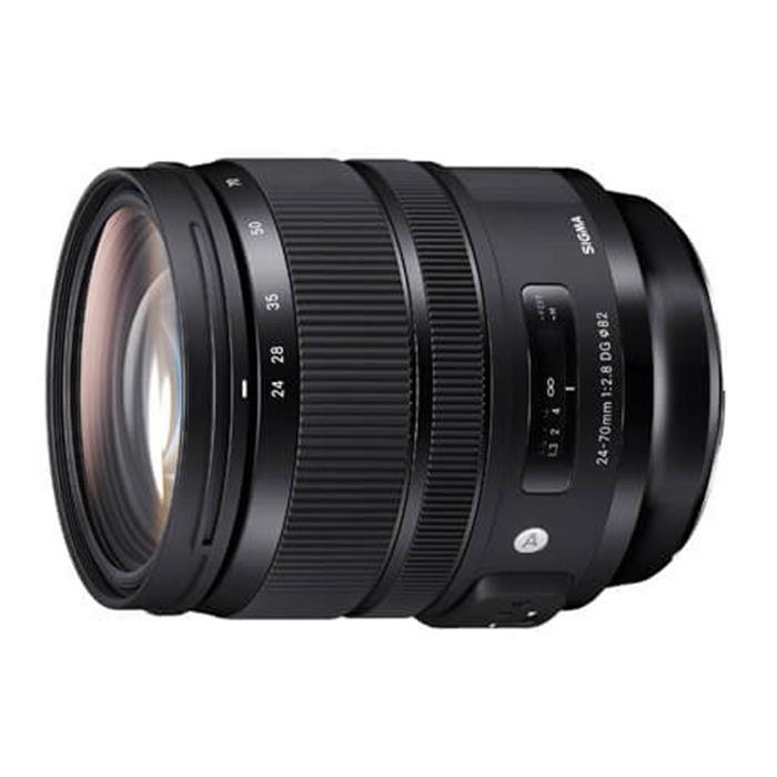 《新品》 SIGMA (シグマ) A 24-70mm F2.8 DG OS HSM (キヤノン用)[ Lens | 交換レンズ ]【KK9N0D18P】
