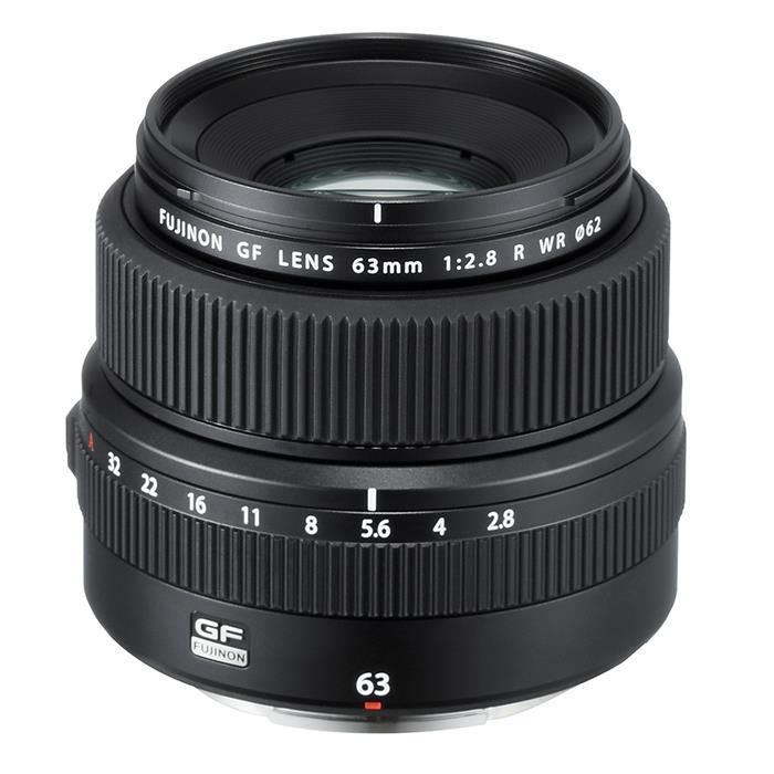 《新品》 FUJIFILM(フジフイルム) フジノン GF63mm F2.8 R WR[ Lens | 交換レンズ ]【KK9N0D18P】