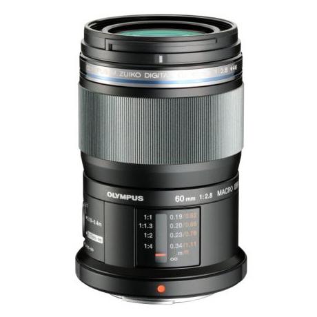 【あす楽】《新品》 OLYMPUS(オリンパス) M.ZUIKO DIGITAL ED60mm F2.8 Macro(マイクロフォーサーズ)〔レンズフード別売〕[ Lens | 交換レンズ ]【KK9N0D18P】