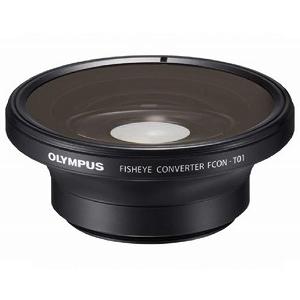 《新品アクセサリー》 OLYMPUS (オリンパス) フィッシュアイコンバーター FCON-T01【KK9N0D18P】