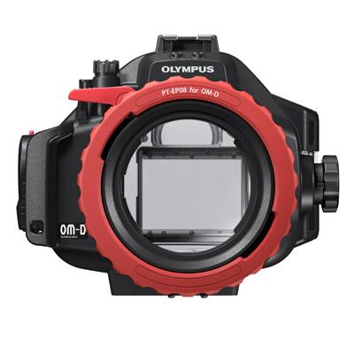 《新品アクセサリー》 OLYMPUS(オリンパス) 防水プロテクター PT-EP08【KK9N0D18P】〔メーカー取寄品〕