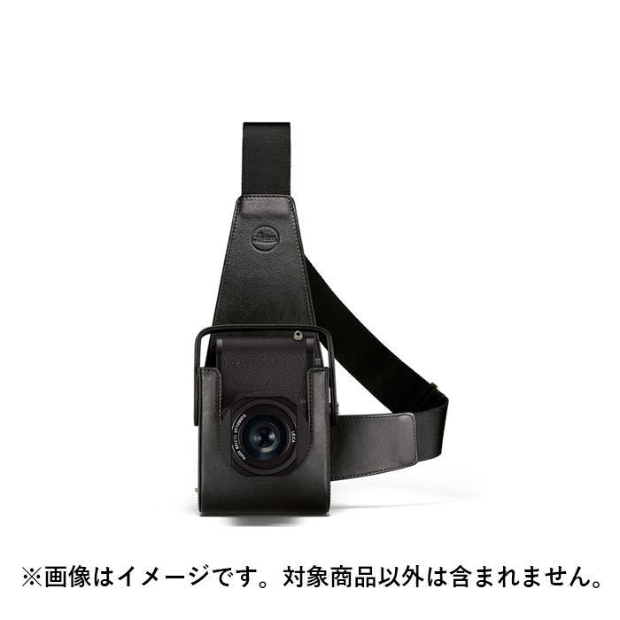 《新品アクセサリー》 Leica (ライカ) Q2用 ホルスター レザー ブラック 発売予定日:2019年5月【KK9N0D18P】
