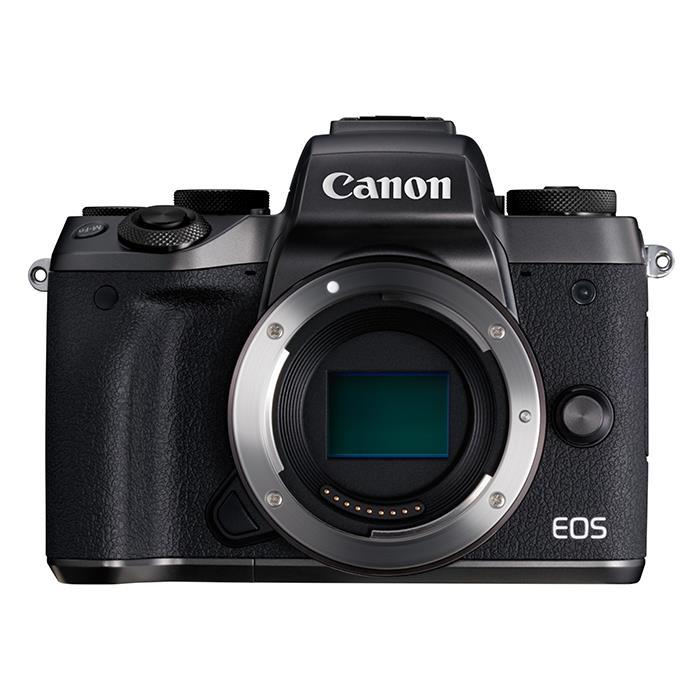 《新品》 Canon (キヤノン) EOS M5 ボディ[ ミラーレス一眼カメラ | デジタル一眼カメラ | デジタルカメラ ]【KK9N0D18P】