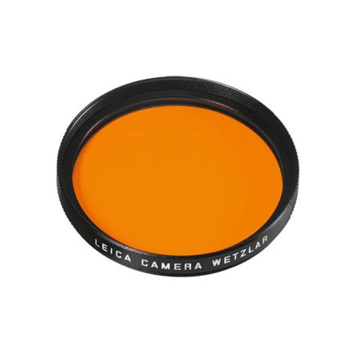 代引き手数料無料 《新品アクセサリー》 Leica ライカ おトク KK9N0D18P E49 オレンジ 大規模セール カラーフィルター