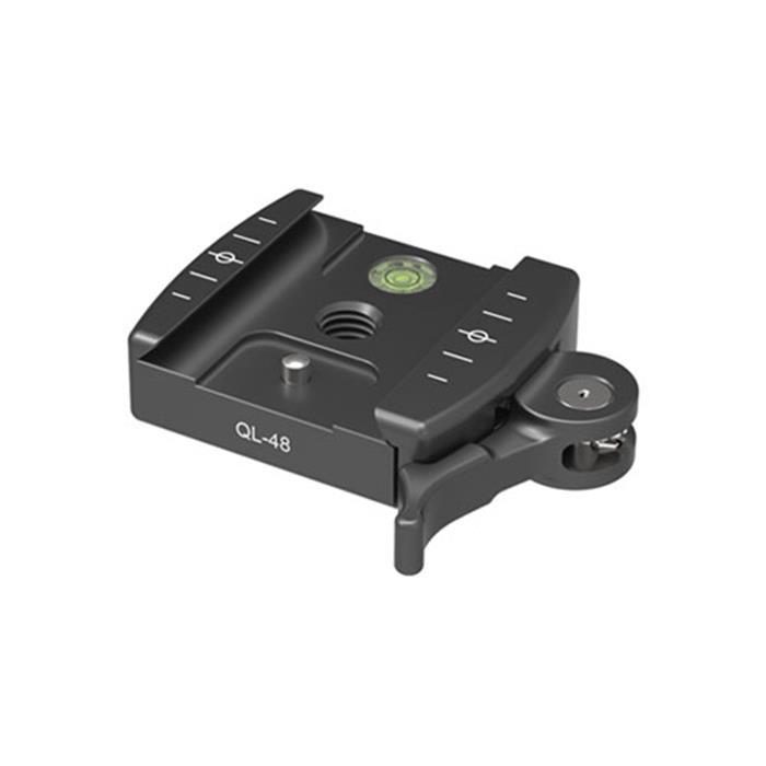 《新品アクセサリー》 Markins(マーキンス) QL-48 レバー 48mm クイックシュー〔アルカスイス互換〕【KK9N0D18P】