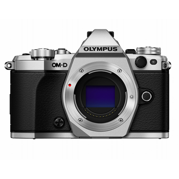 【あす楽】《新品》 OLYMPUS (オリンパス) OM-D E-M5 MarkII ボディ シルバー[ ミラーレス一眼カメラ | デジタル一眼カメラ | デジタルカメラ ]【KK9N0D18P】