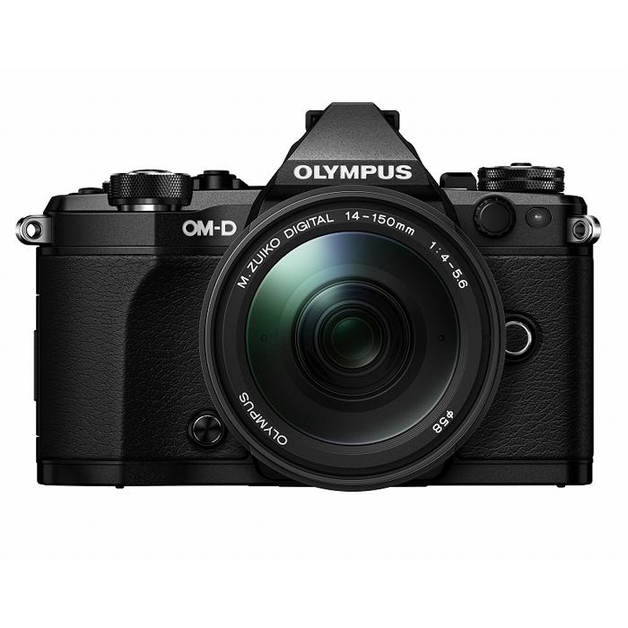 【あす楽】《新品》 OLYMPUS (オリンパス) OM-D E-M5 MarkII 14-150mmIIレンズキット ブラック【下取り交換なら¥3,000-引き】[ ミラーレス一眼カメラ | デジタル一眼カメラ | デジタルカメラ ]【KK9N0D18P】