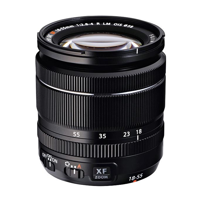 《新品》 FUJIFILM(フジフイルム) フジノン XF18-55mm F2.8-4 R LM OIS[ Lens | 交換レンズ ]【KK9N0D18P】