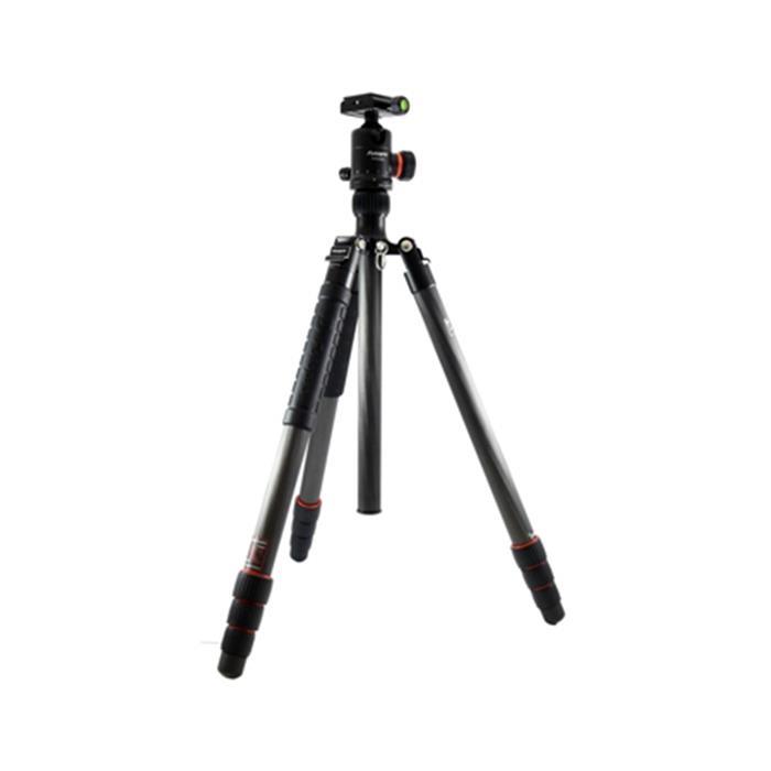 《新品アクセサリー》 FOTOPRO (フォトプロ) トラベルカーボン4段三脚 X-6CN【KK9N0D18P】