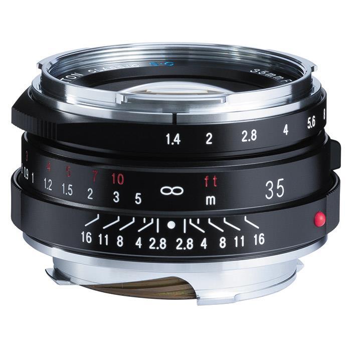 《新品》 Voigtlander(フォクトレンダー) NOKTON classic 35mm F1.4 II SC VM(ライカM用)[ Lens | 交換レンズ ]〔レンズフード別売〕【KK9N0D18P】