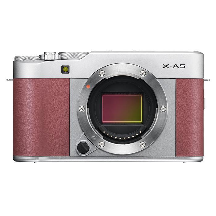 《新品》 FUJIFILM(フジフイルム) X-A5 ボディ ピンク[ ミラーレス一眼カメラ | デジタル一眼カメラ | デジタルカメラ ]【KK9N0D18P】