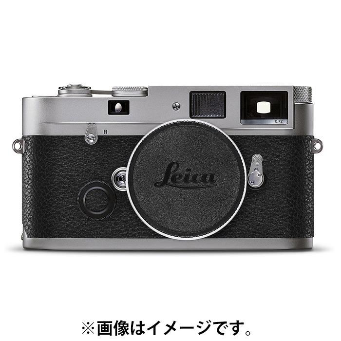 《新品》 Leica(ライカ) MP 0.72ボディ (シルバー)【KK9N0D18P】