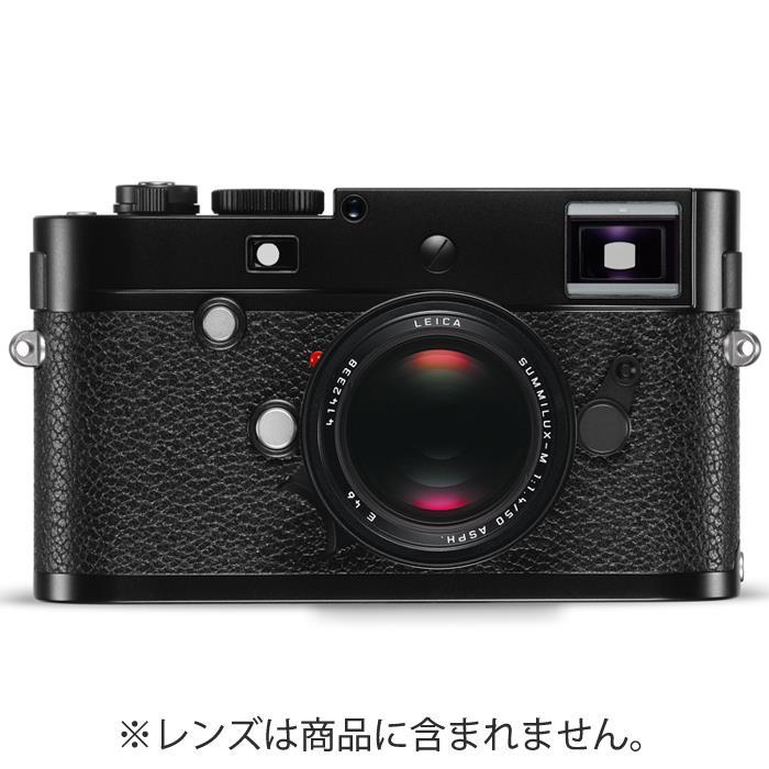 《新品》 Leica M-P(Typ240) ブラックペイント [ デジタル一眼カメラ | デジタルカメラ ]【KK9N0D18P】