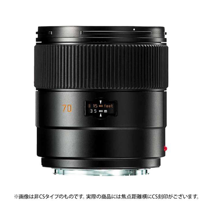 《新品》 Leica(ライカ) ズマリット S70mm F2.5 ASPH CS[ Lens | 交換レンズ ]【KK9N0D18P】