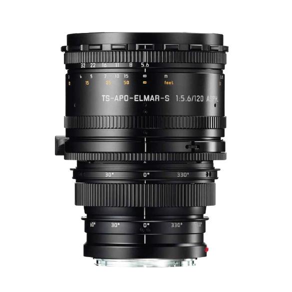 《新品》 Leica(ライカ) TS アポエルマー S120mm F5.6 ASPH[ Lens | 交換レンズ ]【KK9N0D18P】〔メーカー取寄品〕