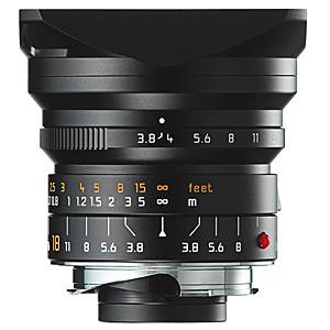 【あす楽】《新品》 Leica(ライカ) スーパーエルマー M18mm F3.8 ASPH. ブラック[ Lens | 交換レンズ ]【KK9N0D18P】