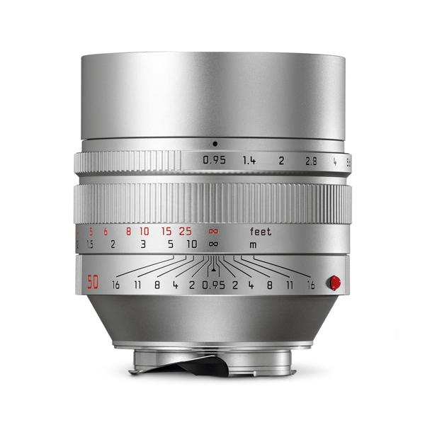 【あす楽】《新品》 Leica(ライカ) ノクティルックス M50mm F0.95 ASPH. シルバー[ Lens   交換レンズ ]【KK9N0D18P】