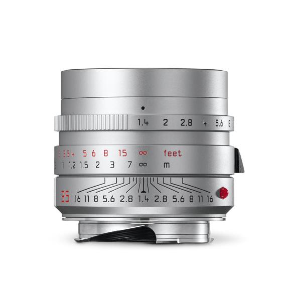 【あす楽】《新品》 Leica(ライカ) ズミルックス M35mm F1.4 ASPH. シルバー[ Lens | 交換レンズ ]【KK9N0D18P】