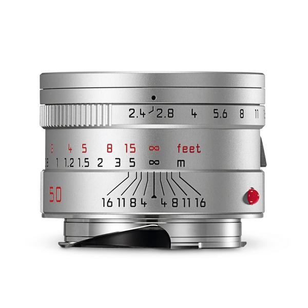 【あす楽】《新品》 Leica(ライカ) ズマリット M50mm F2.4 シルバー[ Lens | 交換レンズ ]【KK9N0D18P】
