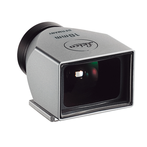 《新品アクセサリー》 Leica(ライカ) ファインダー M18mm シルバー【KK9N0D18P】