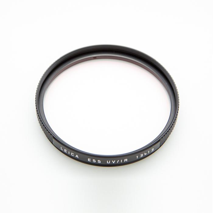 《新品アクセサリー》 Leica(ライカ) フィルター E55 UV/IR 【13413】【KK9N0D18P】