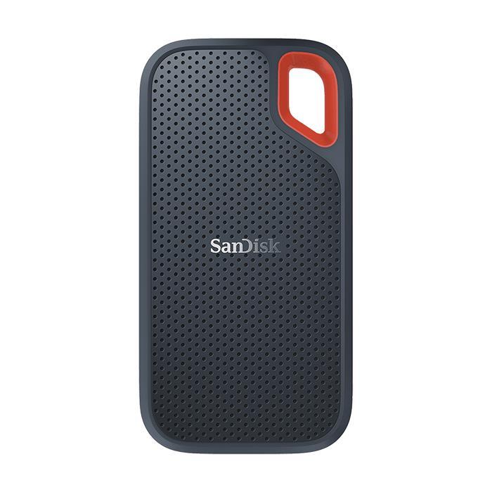 《新品アクセサリー》SanDisk (サンディスク) Extreme ポータブルSSD 250GB SDSSDE60-250G-J25【KK9N0D18P】
