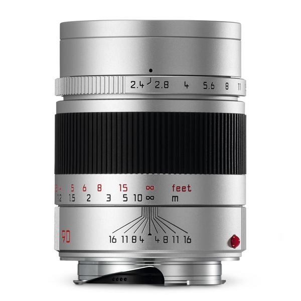 【あす楽】《新品》 Leica(ライカ) ズマリット M90mm F2.4 シルバー[ Lens | 交換レンズ ]【KK9N0D18P】