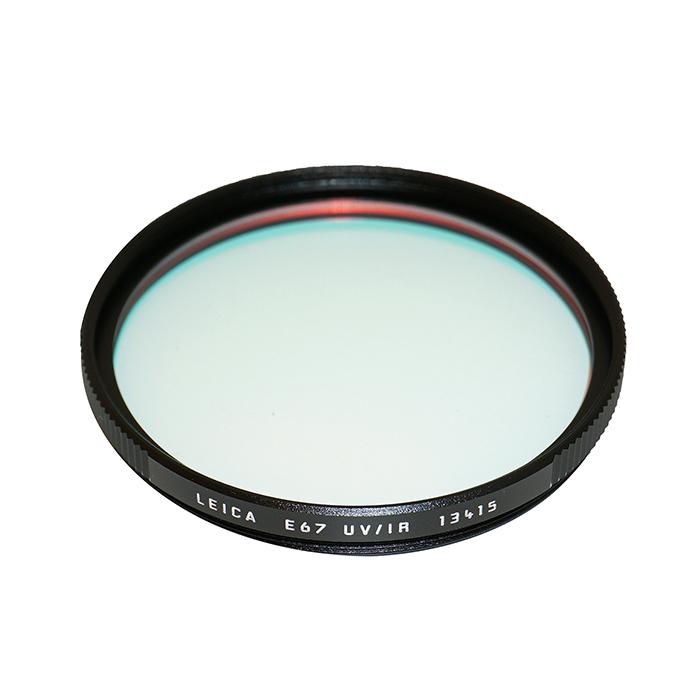 《新品アクセサリー》 Leica(ライカ) フィルター E67 UV/IR 【13415】【KK9N0D18P】