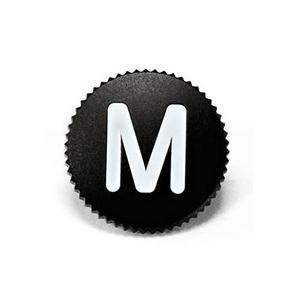 《新品アクセサリー》 Leica (ライカ) レリーズボタン M12mm ブラック【KK9N0D18P】
