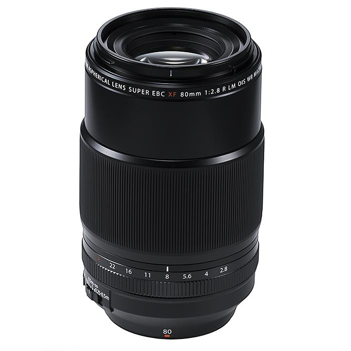 《新品》 FUJIFILM(フジフイルム) フジノン XF80mm F2.8 R LM OIS WR Macro【¥15,000-キャッシュバック対象】【KK9N0D18P】