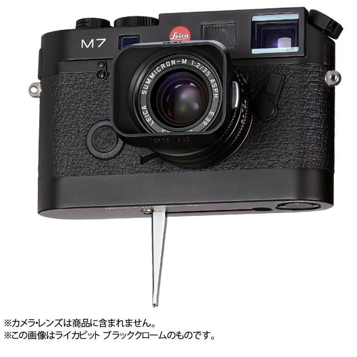 《新品アクセサリー》 Leica(ライカ) ワインダー ライカビット M シルバー【KK9N0D18P】〔メーカー取寄品〕