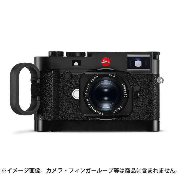 《新品アクセサリー》 Leica (ライカ) M10用 ハンドグリップ ブラック 対応機種: M10 【KK9N0D18P】