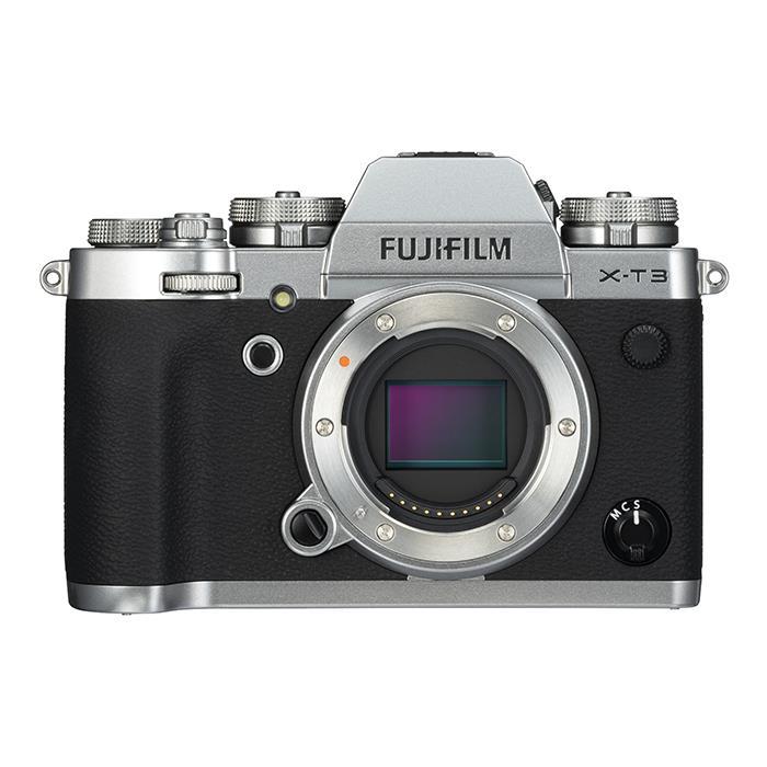 【あす楽】《新品》FUJIFILM (フジフイルム) X-T3 ボディ シルバー[ ミラーレス一眼カメラ | デジタル一眼カメラ | デジタルカメラ ] 【KK9N0D18P】
