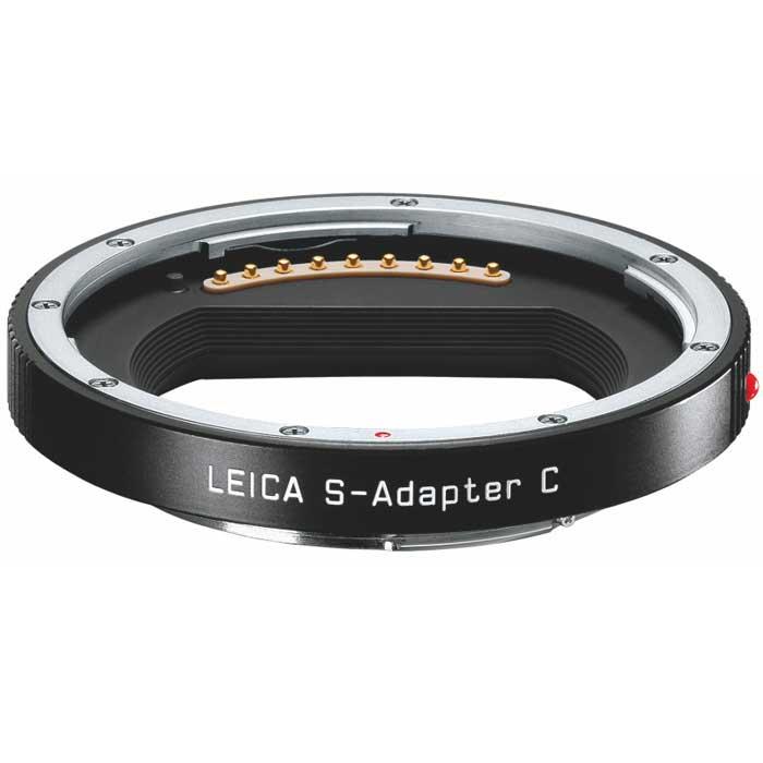 《新品アクセサリー》 Leica(ライカ) ライカSアダプターC【KK9N0D18P】〔メーカー取寄品〕