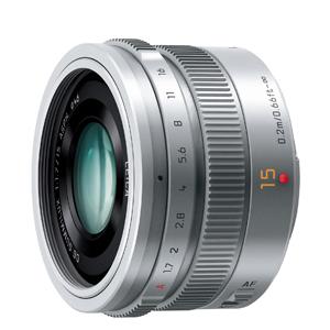 《新品》 Panasonic(パナソニック) LEICA DG SUMMILUX 15mm F1.7 ASPH. シルバー[ Lens | 交換レンズ ]【ボディ同時購入でキャッシュバック対象】【KK9N0D18P】