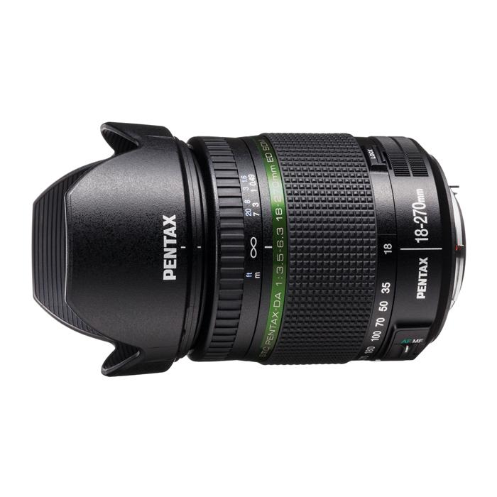 《新品》 PENTAX(ペンタックス) DA18-270mm F3.5-6.3 ED SDM[ Lens | 交換レンズ ]【KK9N0D18P】