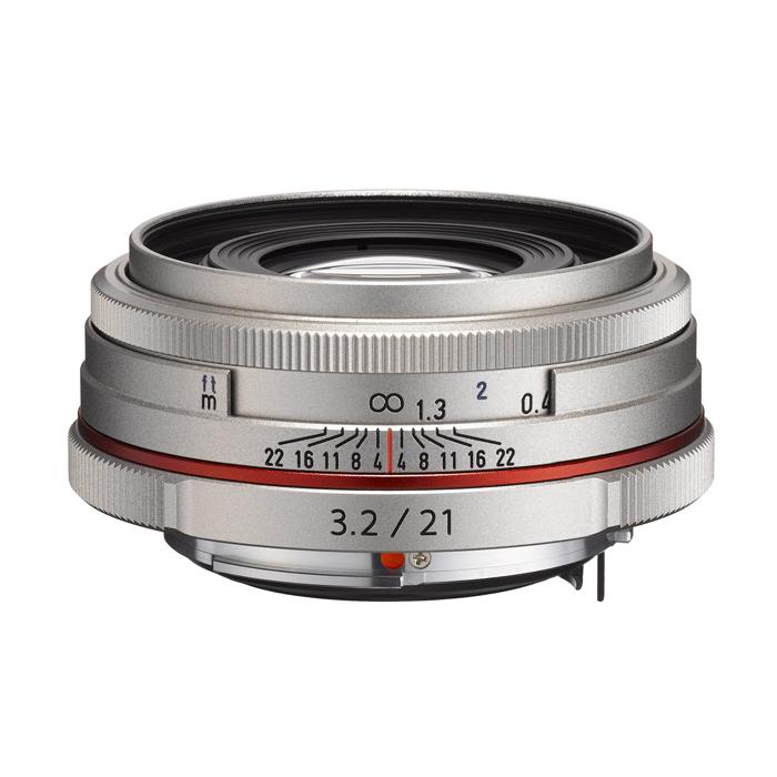 《新品》 PENTAX(ペンタックス) HD DA21mm F3.2AL Limited シルバー[ Lens | 交換レンズ ]【KK9N0D18P】
