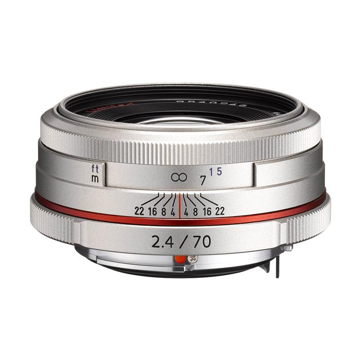 《新品》 PENTAX(ペンタックス) HD DA70mm F2.4 Limited シルバー[ Lens | 交換レンズ ]【KK9N0D18P】