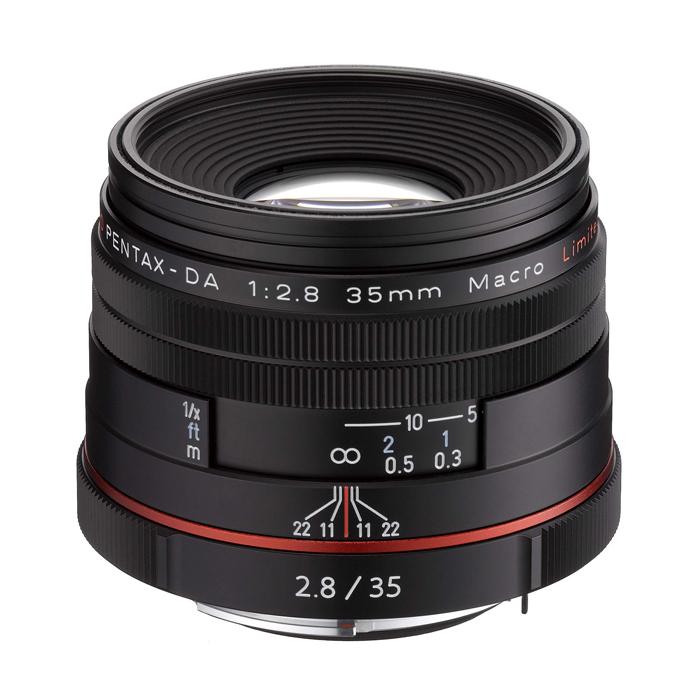 《新品》 PENTAX(ペンタックス) HD DA35mm F2.8 Macro Limited ブラック[ Lens   交換レンズ ]【KK9N0D18P】