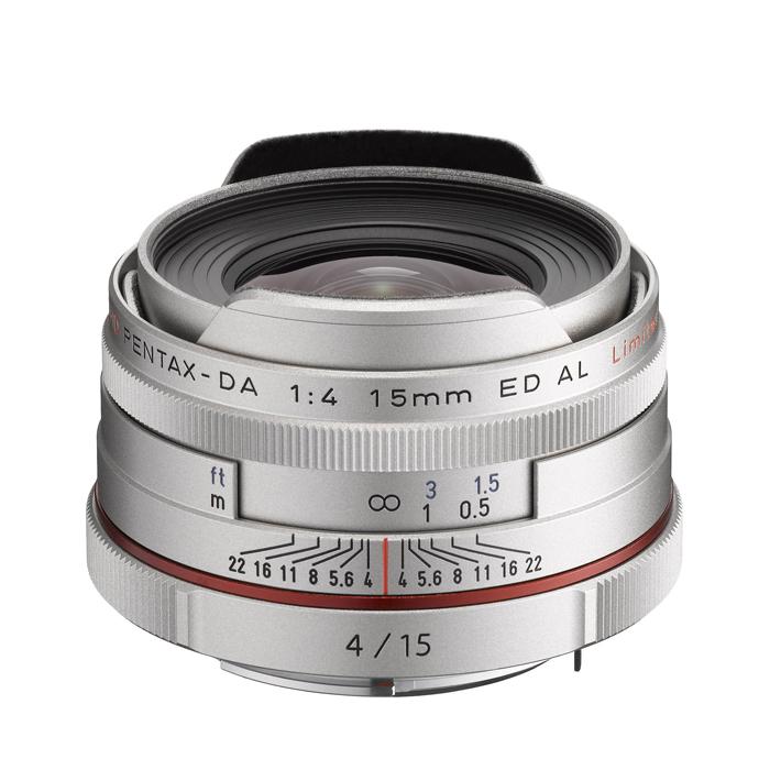 《新品》 PENTAX(ペンタックス) HD DA15mm F4 ED AL Limited シルバー[ Lens | 交換レンズ ]【KK9N0D18P】