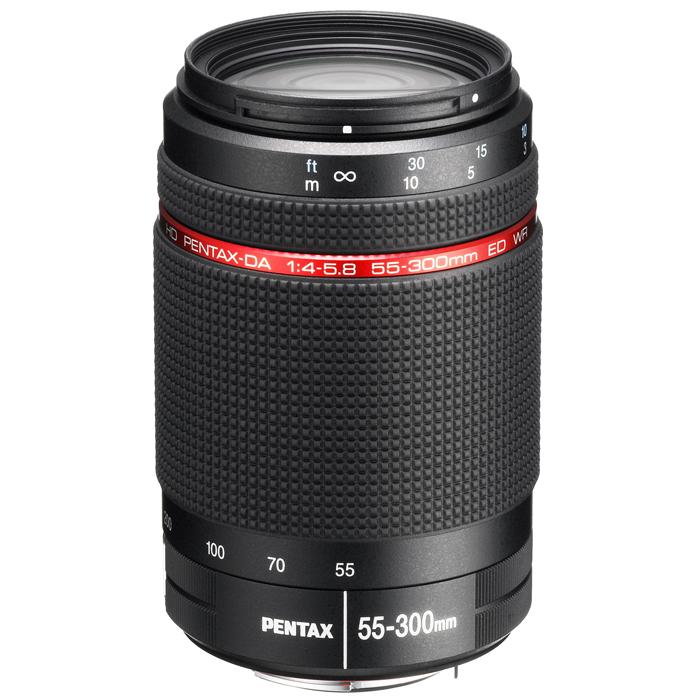 《新品》 PENTAX(ペンタックス) HD DA55-300mm F4-5.8ED WR[ Lens   交換レンズ ]【KK9N0D18P】