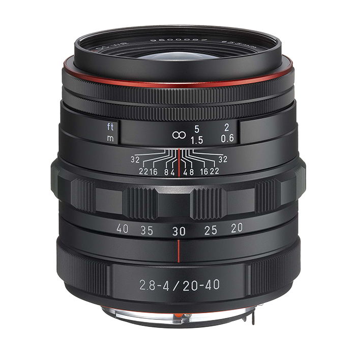 《新品》 PENTAX(ペンタックス) HD DA20-40mm F2.8-4ED Limited DC WR ブラック[ Lens | 交換レンズ ]【KK9N0D18P】