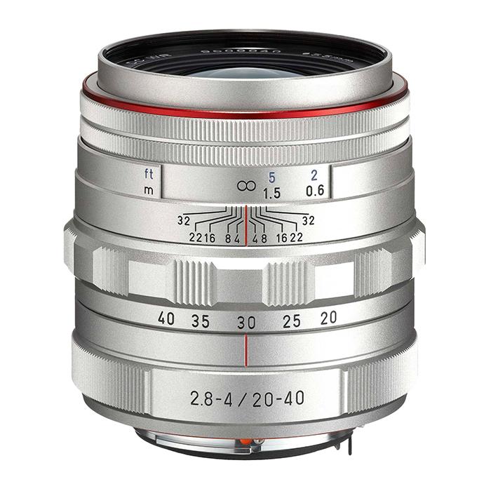 《新品》 PENTAX(ペンタックス) HD DA20-40mm F2.8-4ED Limited DC WR シルバー[ Lens | 交換レンズ ]【KK9N0D18P】