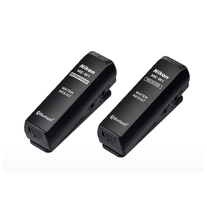 《新品アクセサリー》 Nikon(ニコン) ワイヤレスマイクロホン ME-W1【KK9N0D18P】