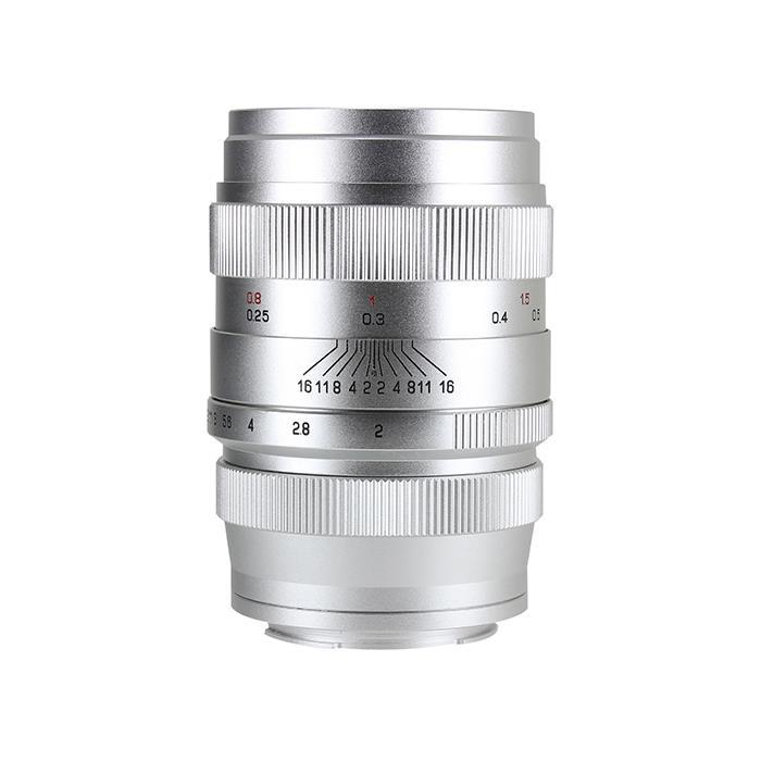 《新品》ZHONG YI OPTICAL CREATOR 35mm F2 (ソニーE用/フルサイズ対応) シルバー [ Lens   交換レンズ ]【KK9N0D18P】