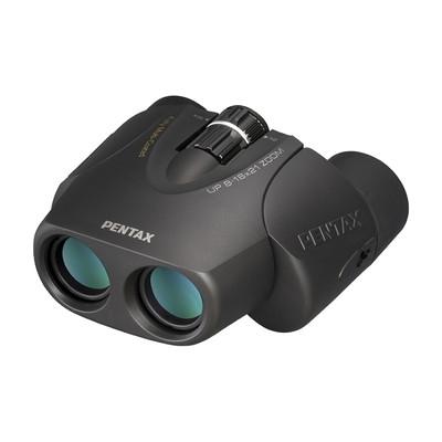 《新品アクセサリー》 PENTAX (ペンタックス) 双眼鏡 UP 8-16×21 ブラック【KK9N0D18P】〔メーカー取寄品〕
