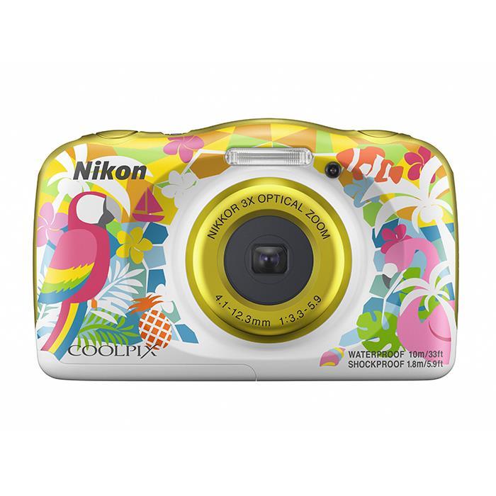 《新品》 Nikon (ニコン) COOLPIX W150 リゾート[ コンパクトデジタルカメラ ] 【KK9N0D18P】