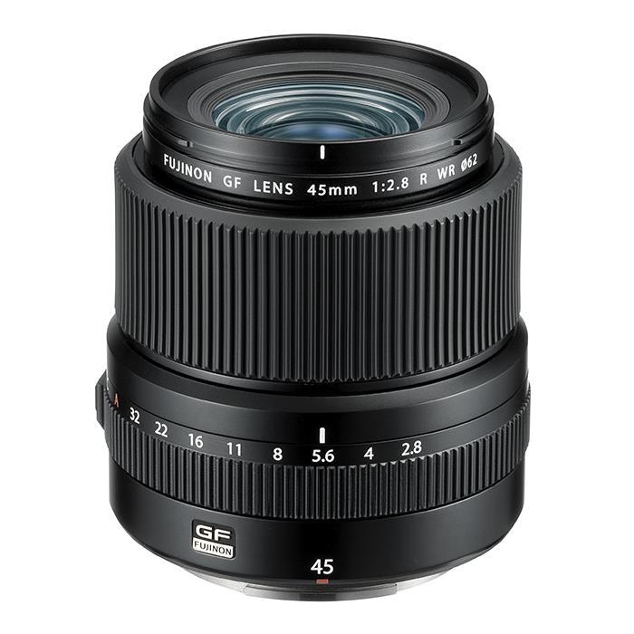 《新品》 FUJIFILM(フジフイルム) フジノン GF45mm F2.8 R WR[ Lens | 交換レンズ ]【KK9N0D18P】