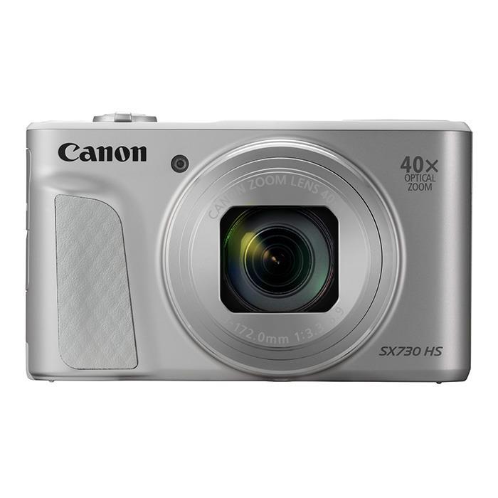 《新品》 Canon(キヤノン) PowerShot SX730 HS シルバー[ コンパクトデジタルカメラ ]【KK9N0D18P】