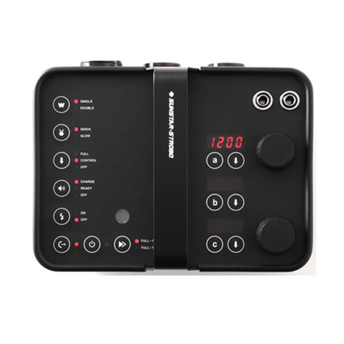 《新品アクセサリー》 SUNSTAR STROBO (サンスターストロボ) D-series D122 ジェネレータ #01710【KK9N0D18P】 〔メーカー取寄品〕